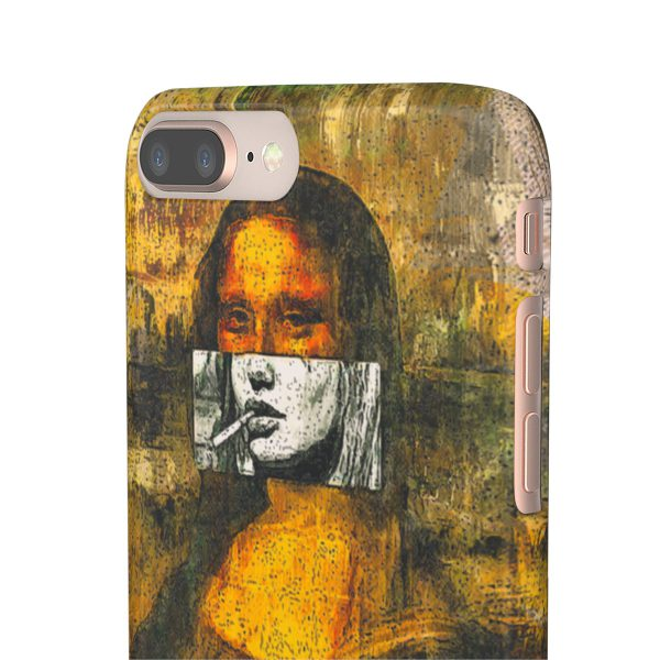 Graphic Texture Phone Cases