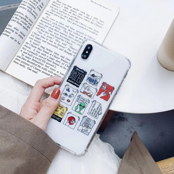 Abstract Design iPhone Case X - FinishifyStore