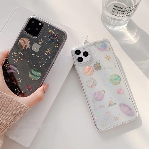 Outer Bling Planet iPhone 12 Pro Max Case