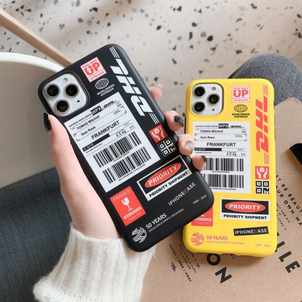 DHL iPhone 11 Pro Max Cover