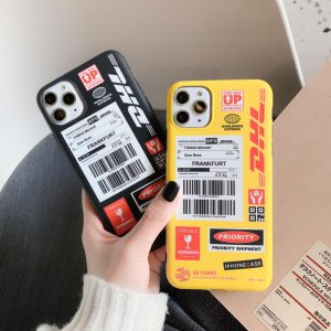 DHL Phone Cases - FinishifyStore