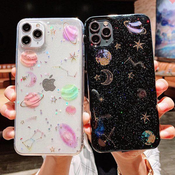 Galaxy iPhone Cases - FinishifyStore