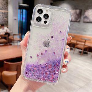 Glitter iPhone 13 Cases - FinishifyStore