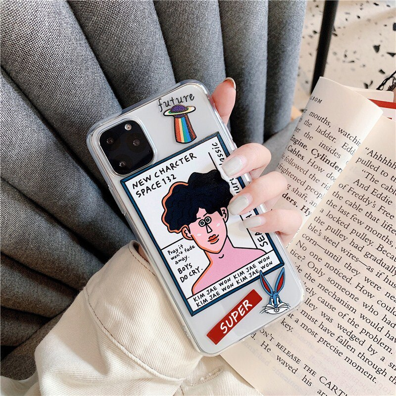 Graphic Design Phone Cases for iPhone 11