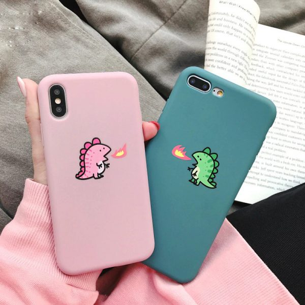 Lovely Dragons iPhone X Case - FinishifyStore