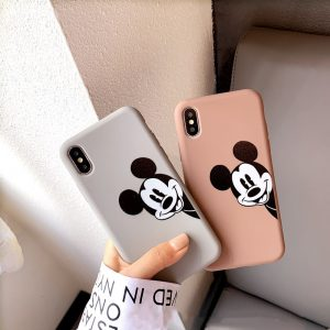 Mickey mouse iPhone Cases