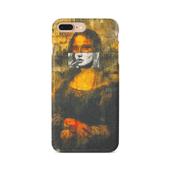 Mona Lisa art Design iPhone Case