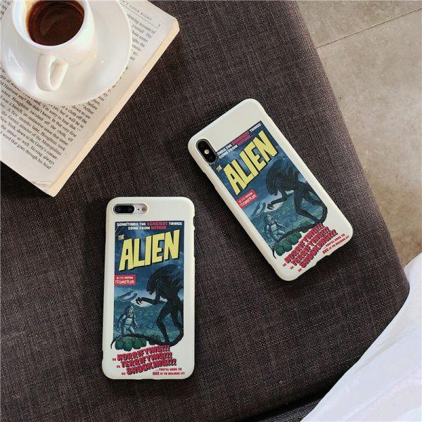 Alien Design iPhone 7 Plus Case - FinishifyStore