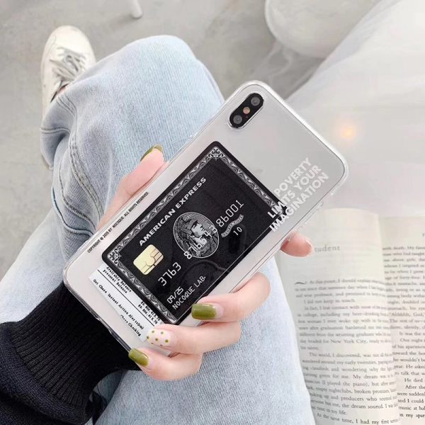 American Express iPhone Case - FinishifyStore