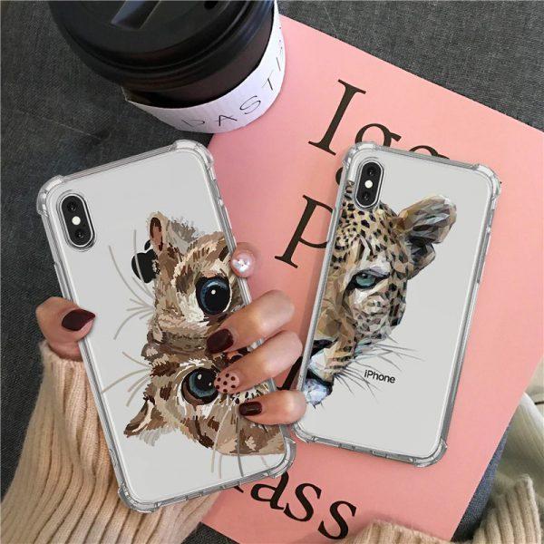 Animal Shockproof iPhone X Case - FinishifyStore
