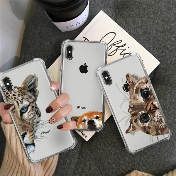Animal Shockproof iPhone Case - FinishifyStore