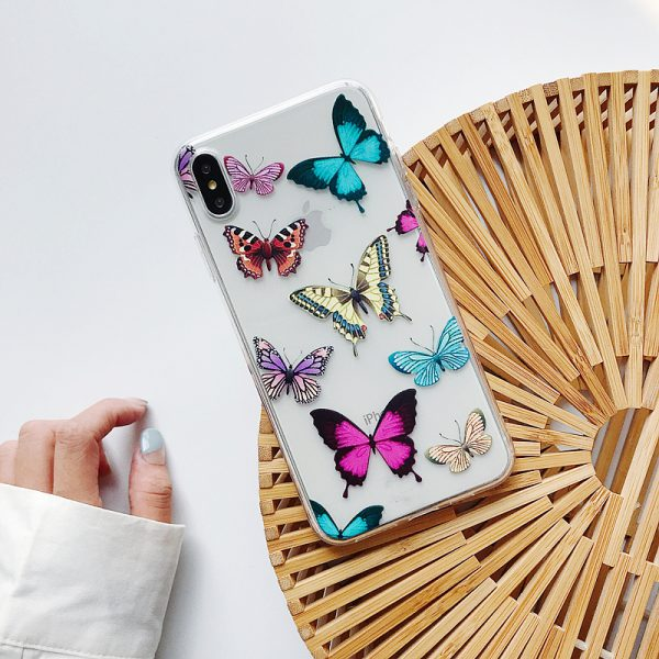 Butterfly iPhone X Case - FinishifyStore