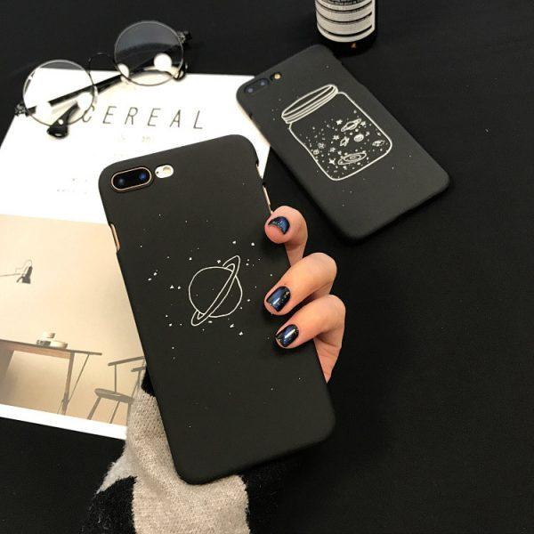 Creative Space iPhone Case - FinishifyStore