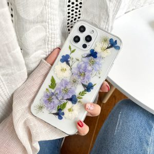 Pressed Flowers iPhone 13 Case - FinishifyStore