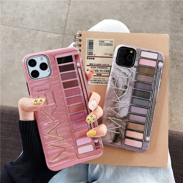 Makeup Palette iPhone Case - FinishifyStore