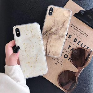 Marble Design iPhone Case - FinishifyStore