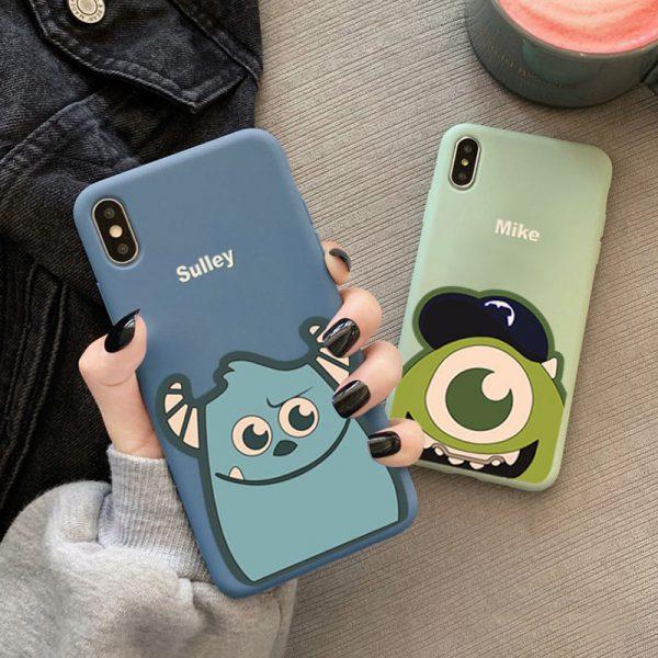 Monsters University iPhone Case
