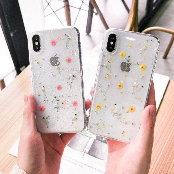 Dried Flowers iPhone Cases - Finishifystore