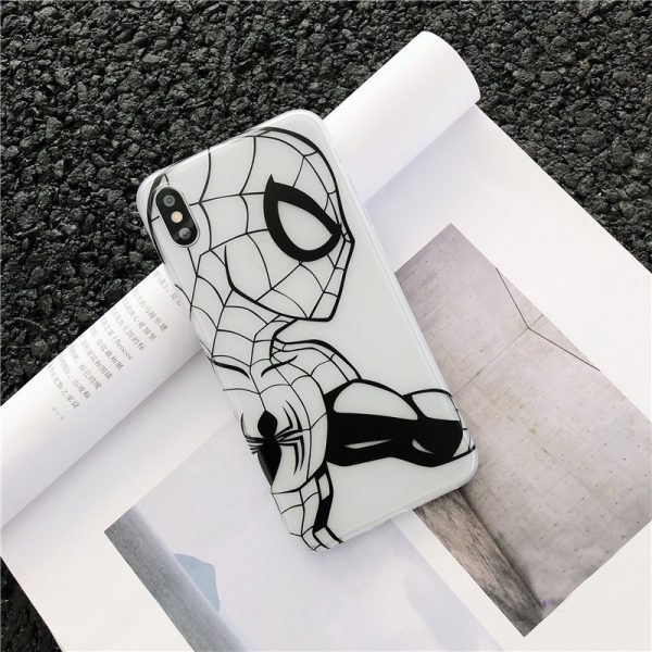 SpiderMan iPhone X Case - FinishifyStore