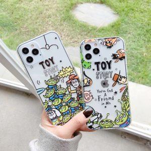 Toy Story iPhone Case - Finishifystore