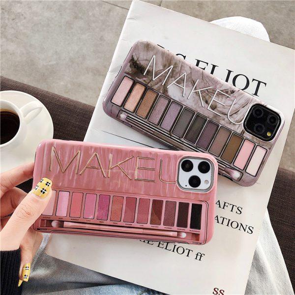 Makeup Palette iPhone 11 Pro Max Case - FinishifyStore