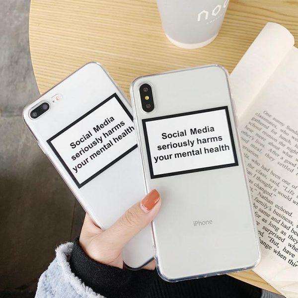 Social Media iPhone 7 Plus Case