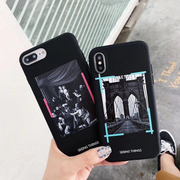 Famous Painting iPhone 11 Case