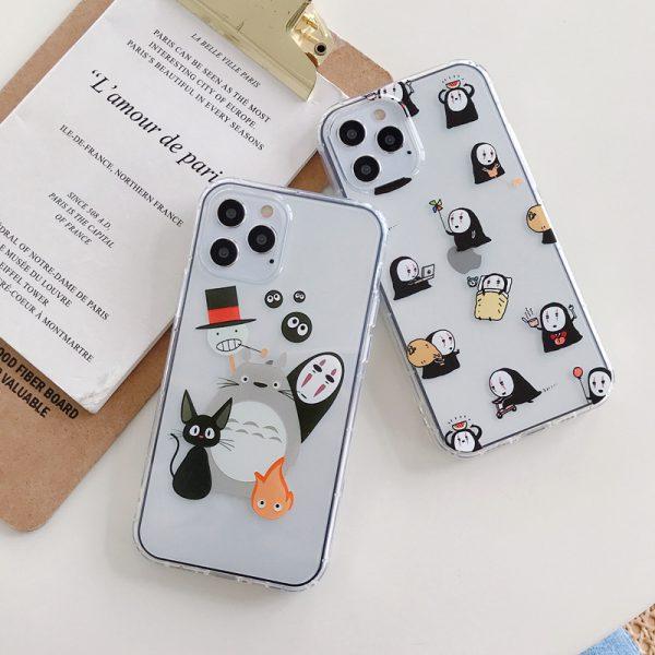 Spirited Away iPhone Case - finishifystore