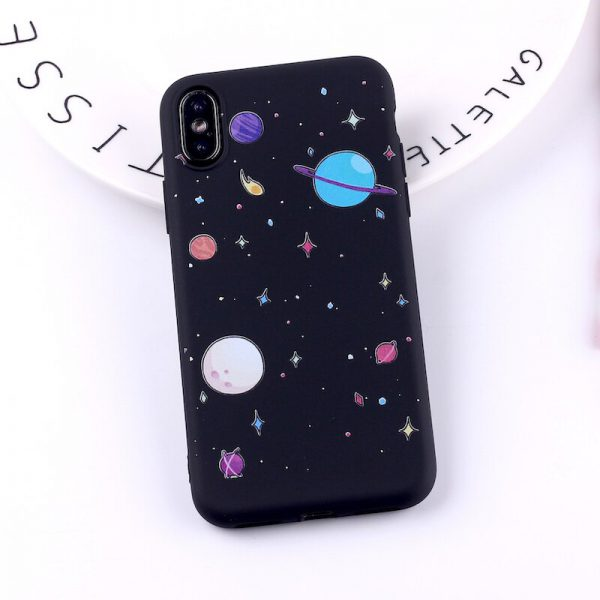 Galaxy Design iPhone X Case - FinishifyStore