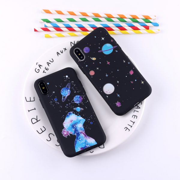 Galaxy Design iPhone Case - FinishifyStore