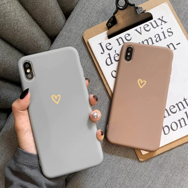 Love Matte iPhone X Case - FinishifyStore