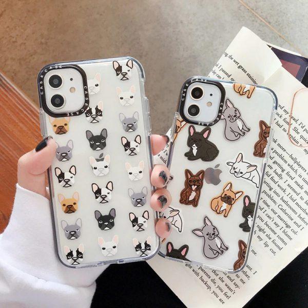 Pet Stickers iPhone 11 Pro Case - FinishifyStore