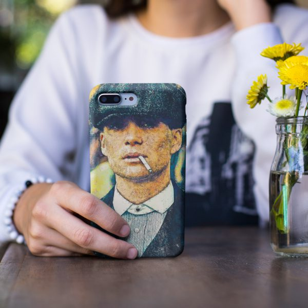 Tommy Shelby iPhone Cover
