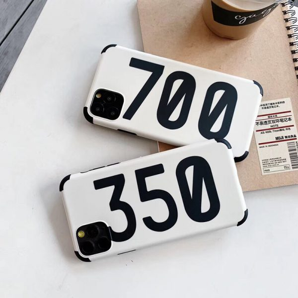 Yeezy Sneakers Design iPhone 11 Pro Max Case - FinishifyStore