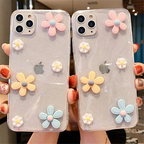 Flower Design iPhone 11 Pro Max Case