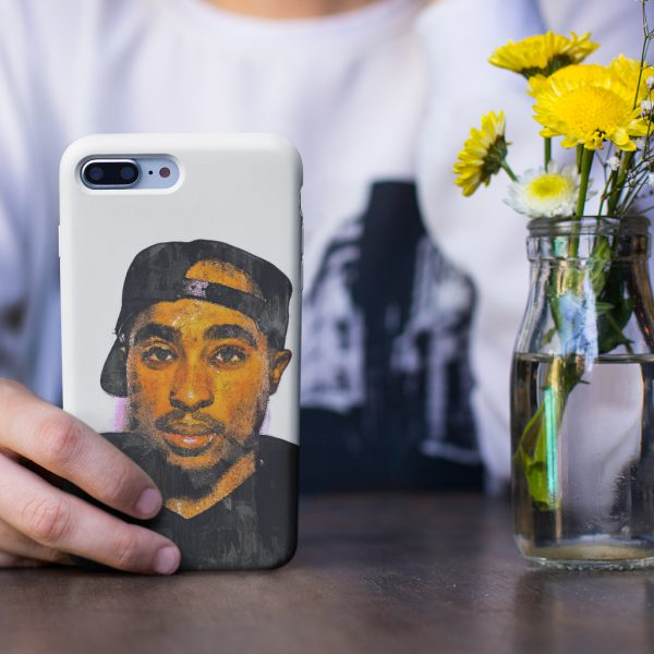 2pac rap hip hop iPhone 11 Case