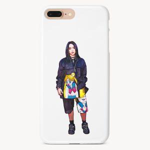 Billie Eilish Art Style Phone Case