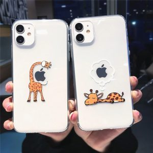 Giraffe iPhone Cases - Finishifystore