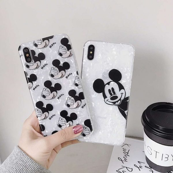 Opal Mickey Mouse iPhone Case - FinishifyStore