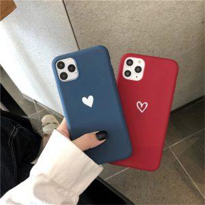 Cute Hearts iPhone 11 Pro Max Case - FinishifyStore