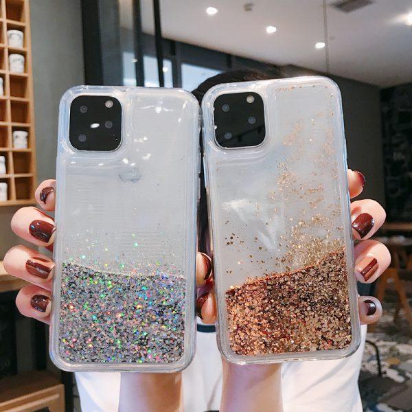 Liquid Quicksand iPhone 11 Pro Max Case - FinishifyStore