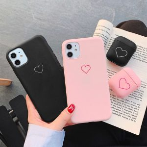 Love Heart iPhone 11 Pro Max Case - FinishifyStore