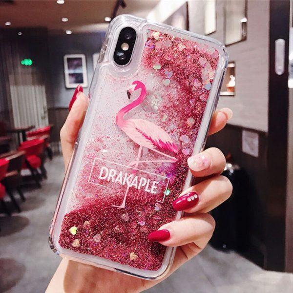 Pink Flamingo iPhone Case - FinishifyStore