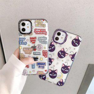 Sticker Art iPhone 11 Pro Max Case - FinishifyStore