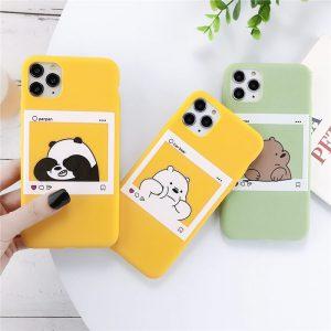 We Bare Bears Phone Case - FinishifyStore