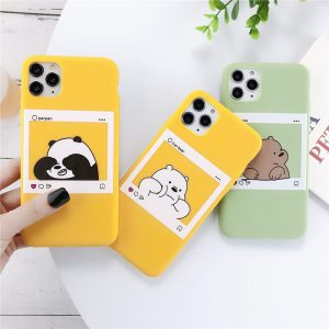 We Bare Bears Brothers iPhone 11 Pro Max Case