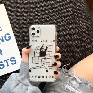 Friendship Quotes iPhone Case - FinishifyStore