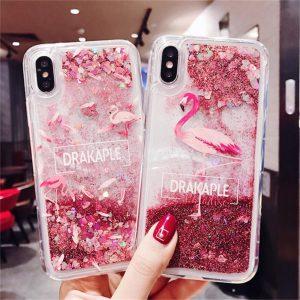 Pink Flamingo iPhone X Case - FinishifyStore