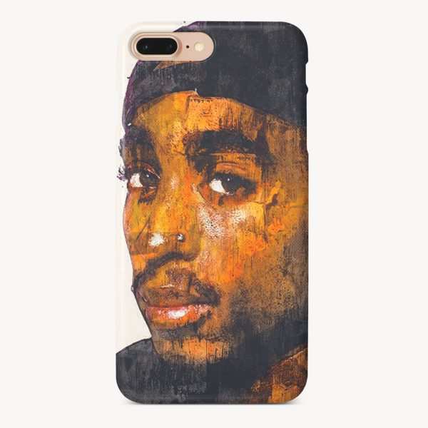 2pac art design iPhone 7 Plus Case