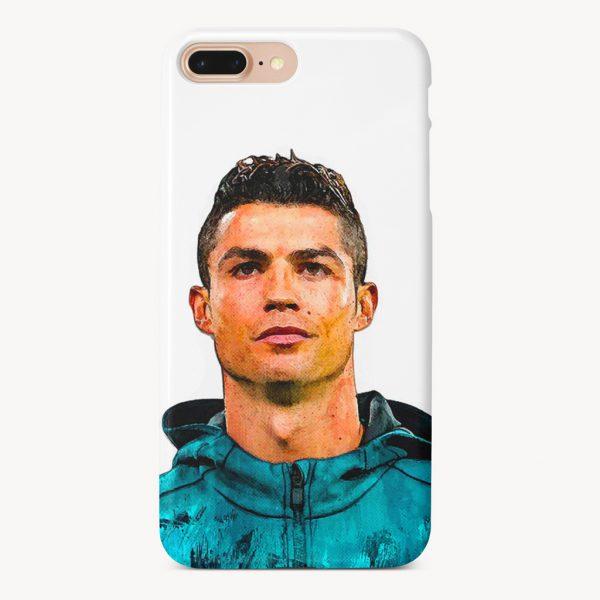 Cristiano Ronaldo Design iPhone 7 Plus Case